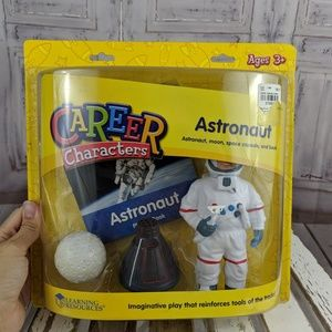 career Characters learning resources astronaut moo